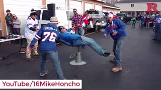 Fandemonium! Buffalo Bills edition | Mr. Rare
