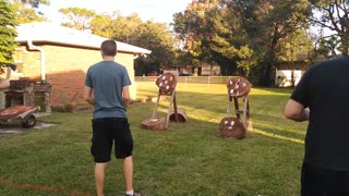 Ax throwing 2