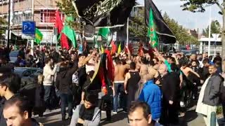 Ashura in Netherlands - Day of Ashura - Video