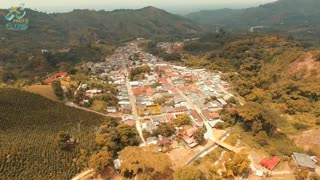 Drone footage captures stunning images of Colombia