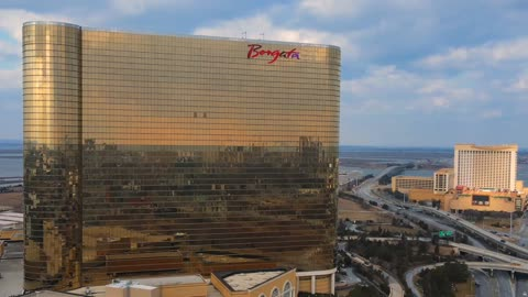 Enjoying the Borgata in Atlantic City for the wife's birthday weekend 👍