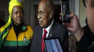 In conversation with Andrew Mlangeni
