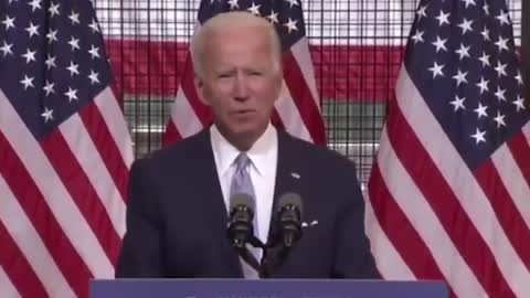 Comedian warned of Biden's inability to speak