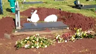 Reburial after 10 years
