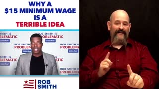 Why a $15 minimum wage is a TERRIBLE IDEA?