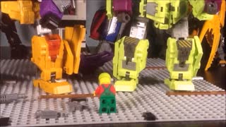 STOPMOTION CiiC JJ 05 and NBK 05 - Video
