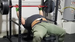 Competition bench 415x3