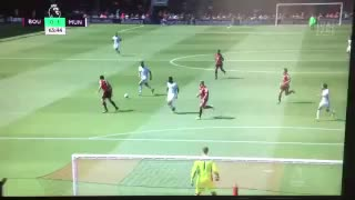 VIDEO: Ibrahimovic incredible long range goal - Video