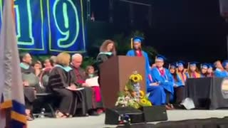 Sergeant Makes It Home Just In Time To Surprise Daughter At Graduation