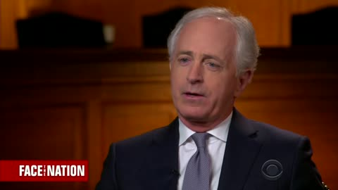Sen. Corker Predicts Trump Will Pull out of Iran Nuclear Deal in May