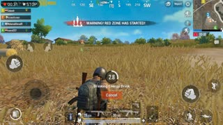 Full Equiped Squad In Pubg Mobile Game