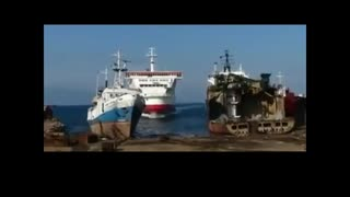 How To Park a Ship Like a Boss - Video