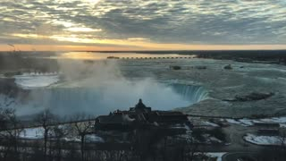 Sunrise @the Falls
