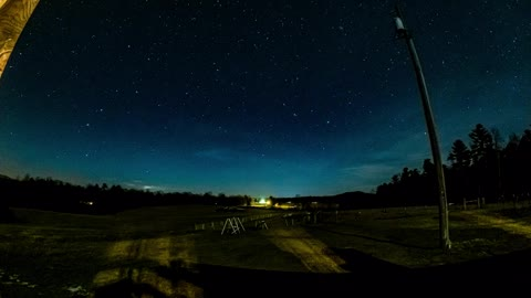 Super 5K Night Lapse of The Sky