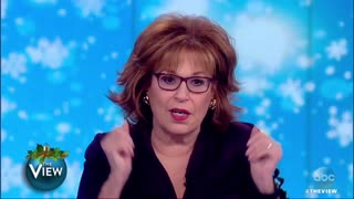 'The View' Says 'War On Christmas' Does Not Exist; Joy Behar Mocks Christians - Video