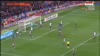 Gol de Luis Suarez vs Valencia - Video
