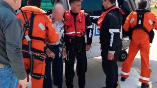 2 US Tourists Evacuated From Cruise Ship By Helicopter