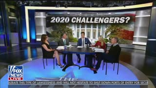 Watters on Dems' 2020 Challenger: A Lot Are Punchlines Like Pocahontas, Spartacus, and Crazy Bernie