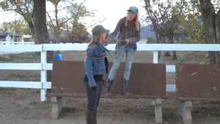Things We Do With Horses That Would Be Weird If We Did With People - Video