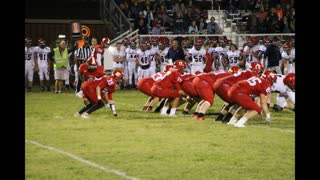 2017 WJHS vs Russell County Football