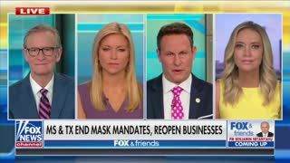 Kayleigh McEnany Discusses Jen Psaki On Fox & Friends