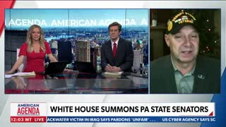 Newsmax Interview From 12-24-2020