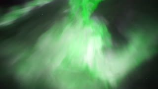 Check Out This Intense Northern Lights Super-Storm - Video