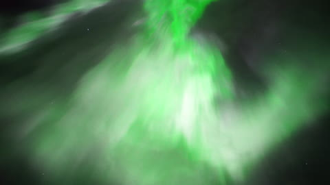 Check Out This Intense Northern Lights Super-Storm