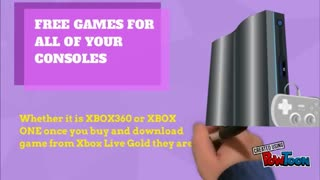 Best Perks Of Xbox Live Gold Membership! - Video