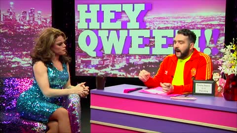 Hey Qween! BONUS: Morgan McMicheals On Performing For Tabitha & RuPaul