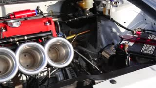Worlds Fastest ALL MOTOR RSX!! - Video