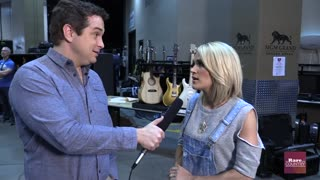 Carrie Underwood talks about the 'American Idol' finale | Rare Country - Video