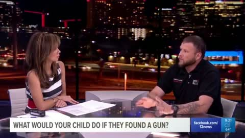 How to teach your kids Firearm Safety