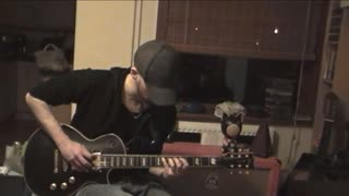 blues guitar solo - Saturday Night Blues - Video