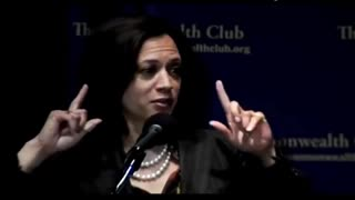 Kamala Harris wants Control