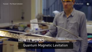 The physics of quantum levitation - Video