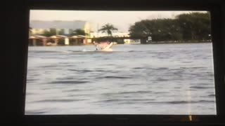 Jetski freestyle video Oldschool