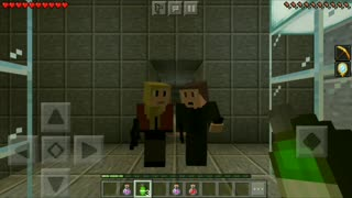 The house of the dead 4 in Minecraft Map! Chapter 1