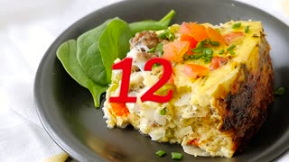 Slow cooker Italian breakfast casserole - Video