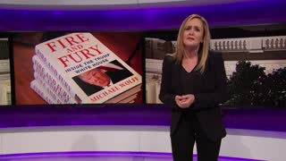 Even Trump Critic Samantha Bee Is Concerned by the Inaccuracies in Wolff's 'Fire and Fury' - Video