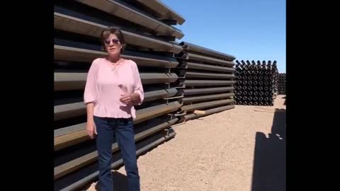 Rep. Yvette Herrell Explains Why We Must Keep Building The Wall