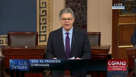 Al Franken Resigns Amidst Sexual Assault Allegations, But Denies Any Wrongdoing