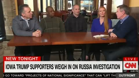 CNN Asks Iowa Voters What They Think of the Russia Investigation — Their Answers Smash the Narrative