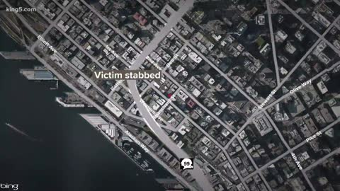 Search for suspect after woman fatally stabbed in Seattle's Belltown neighborhood