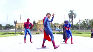 Superhero Dance Squad - Video