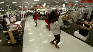 The Difference Between Biden Supporters and Trump Supporters Protesting in Target