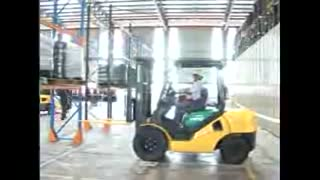 Forklift Safety Training Malaysia - Video