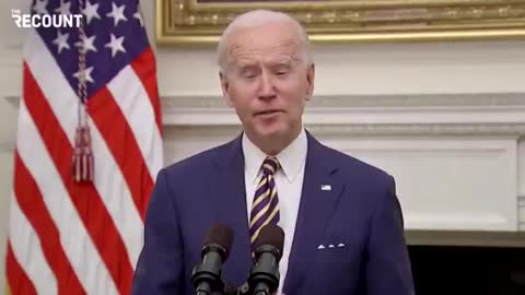Biden admits he cannot do anything about the virus