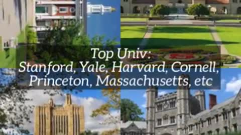 Experiencing Overseas Education In USA