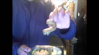 Chicken Necks for Dinner. - Video